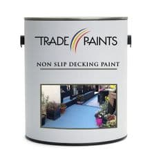 Timber Decking Non Slip Paint