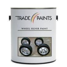 Wheel Silver Paint