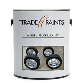 Wheel Silver Paint | www.paints4trade.com