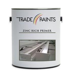 Zinc Rich Primer (Galvafroid) | paints4trade.com